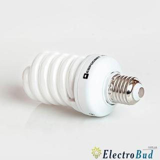 Лампа энергосберегающая ЕВРОСВЕТ HS-25-4200-27