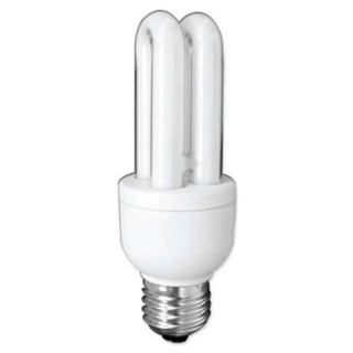 Лампа энергосберегающая DELUX EDS-03 15W 2700K Е27