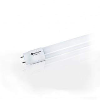 Лампа светодиодная трубчатая ЕВРОСВЕТ L-600-4000-13 T8 9W 4000K G13 стекло