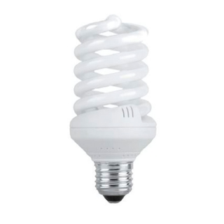 Лампа энергосберегающая DELUX Full Spiral 15W 4100K E27