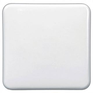 Клавиша Hager-Polo REGINA для 1-клавишных выключателей белая