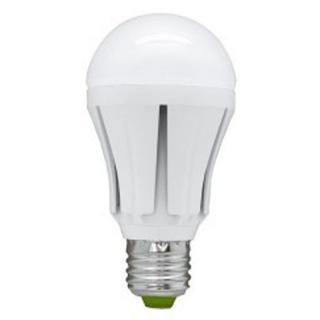 Лампа светодиодная LUMEN LED A60 12W 220V 3000K E27 матовая