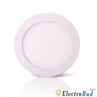 Светильник LED-SR-120-6 6W 4200К накладной круглый