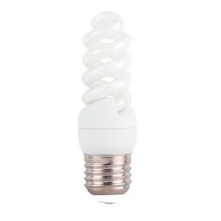 Лампа энергосберегающая DELUX Mini Full Spiral 11W 2700K E27