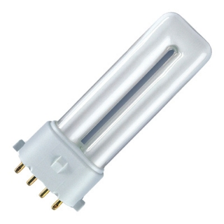 Лампа энергосберегающая OSRAM DULUX S/E 7W/840 2G7