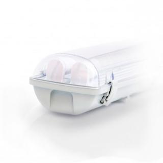 Светильник промышленный EVRO-LED-SH-40 с LED лампами 6400K (2*1200 мм)