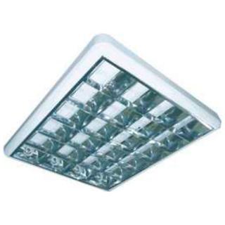 Светильник растровый накладной LUMEN lighting 4x18W 650x650