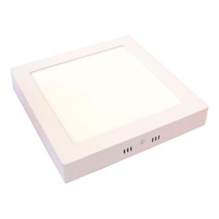 Светильник светодиодный LUMEN LED SDL 24W 6500К квадратный накладной