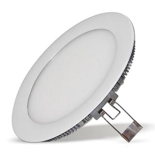 Светильник светодиодный LUMEN LED SDL 9W 4100К круглый встраиваемый
