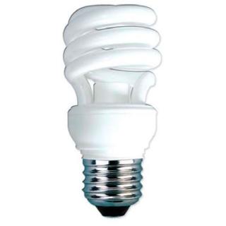 Лампа энергосберегающая DELUX T2 Mini Twist 13W 6400K E27