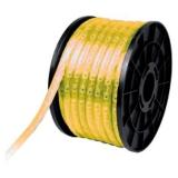 Светящийся провод Delux RBRLx2 2-полюсный желтый
