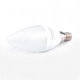 Лампа светодиодная Евросвет свеча С-6-4200-14 6W 170-240V