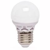 Лампа светодиодная LUMEN LED G45 7W 220V 4100K E27 матовая