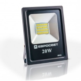 Прожектор светодиодный EVRO LIGHT ES-20-01 6400K SMD