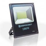 Прожектор светодиодный EVRO LIGHT EV-100-01 6400K SMD