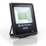 Прожектор светодиодный EVRO LIGHT EV-30-01 6400K SMD