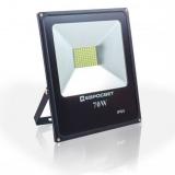 Прожектор светодиодный EVRO LIGHT EV-70-01 6400K SMD