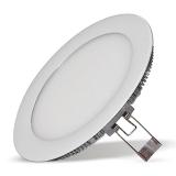 Светильник светодиодный LUMEN LED SDL 6W 3000К круглый встраиваемый