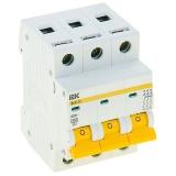 Выключатель автоматический IEK ВА47-29 3P 16А 4,5кА х-ка C