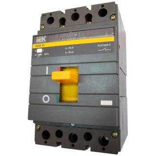 Выключатель автоматический IEK ВА88-35 3P 250А 35кА
